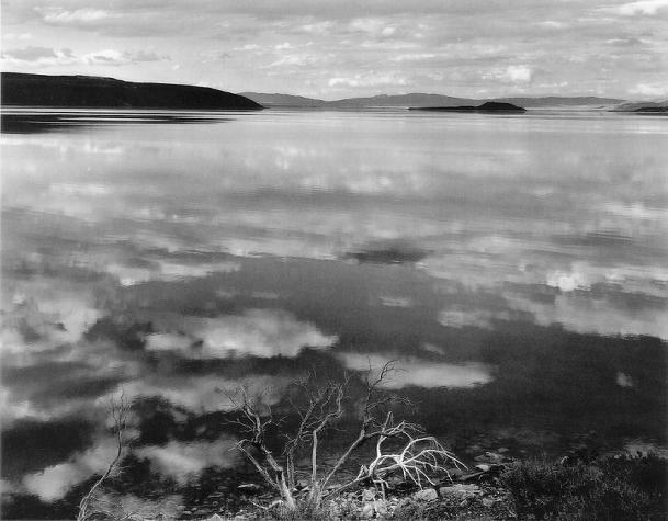 ansel adams pictures. Ansel Adams, Mono Lake