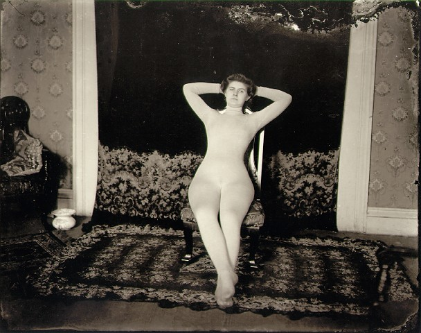 贝洛克John Ernest Joseph Bellocq (美国1873-1949) 摄影作品集1 - 刘懿工作室 - 刘懿工作室 YI LIU STUDIO