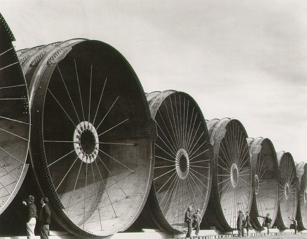 Diversion Tunnels, Fort Peck Dam