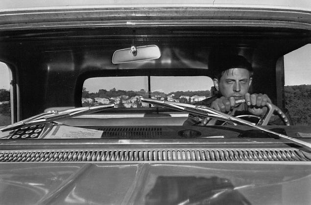Lee Friedlander [n. 1934] | Self-Portrait | Haverstraw, New York | 1966