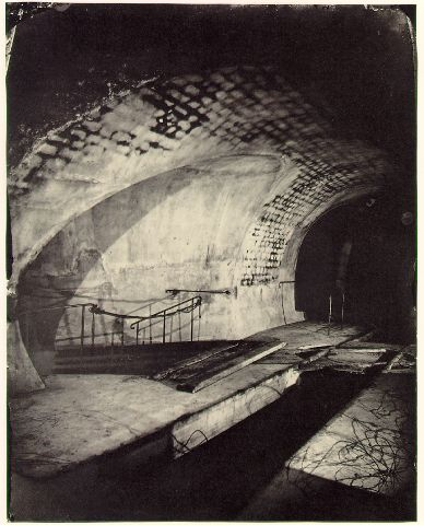 Nadar, The Sewers
