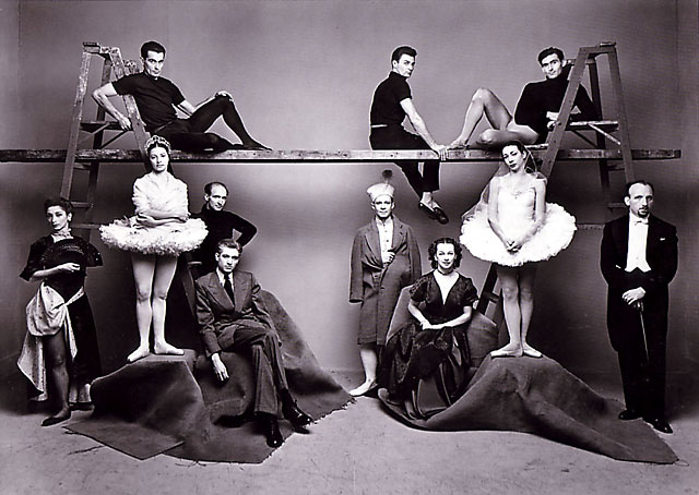 Iriving Penns Ballet Company