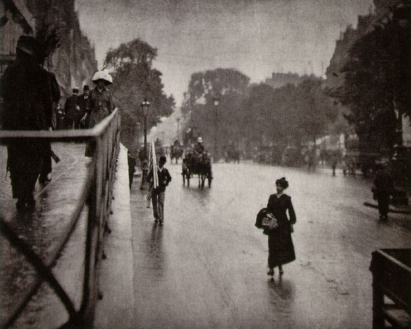 Stieglitz, Snapshot, Paris