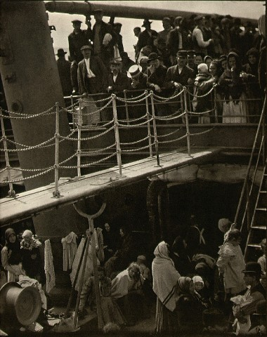 Stieglitz, The Steerage