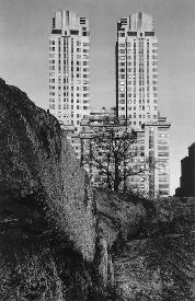 Ansel Adams, Central Park and Skyscrapers