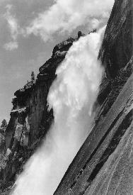Ansel Adams, Nevada Fall