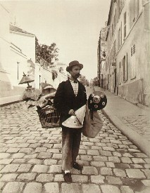 Lampshade seller