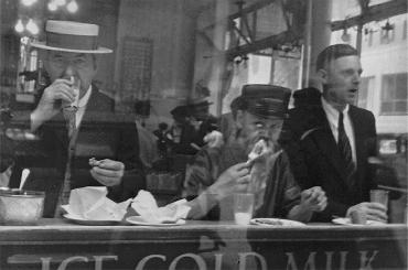 Walker Evans, City Lunch Counter