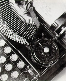 Julio Antonio Mella's typewriter