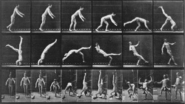 Eadweard Muybridge, Head-spring