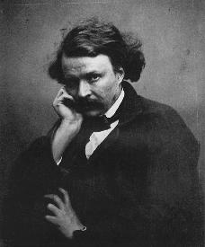Nadar, Self-Portrait